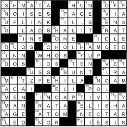 Crossword-Gilad-sol