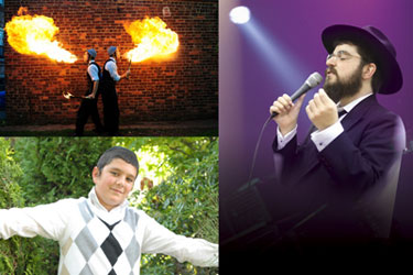 Entertainment scheduled for Chanukah festival is sure to be a hit.