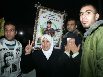 Family Waiting for Shalit Deal Terrorists to be Released in Rafah