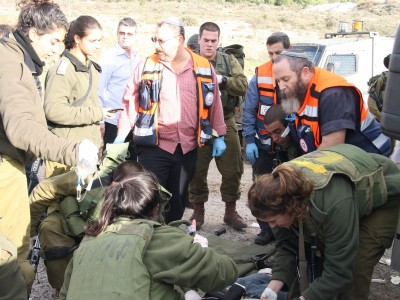 Israel medical emergency services