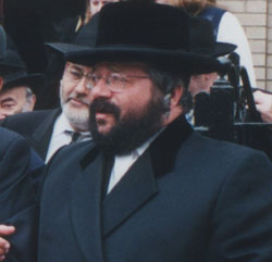 Nikolsburger Rebbe of Boro Park and Woodbourne