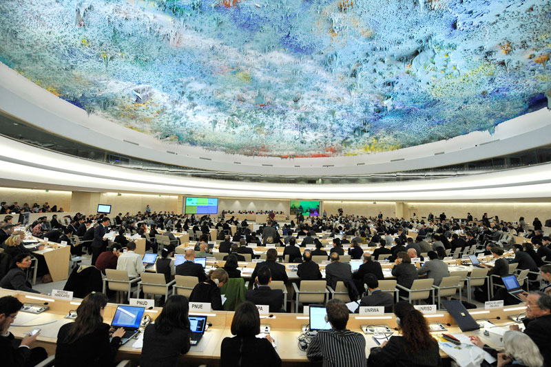 United States 'Humbly Requests' a Return to UNHRC