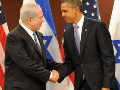 PM Netanyahu and President Obama