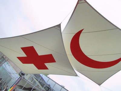 Red Cross and Red Cresent