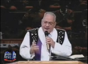 Reverend Jeremiah Wright