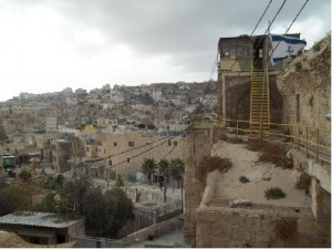 View of Hebron