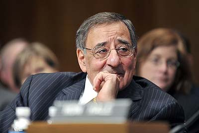 Defense Secretary Leon E. Panetta at a Congressional hearing Wednesday