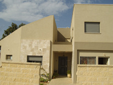 The Lax Family's Home In Nitzan