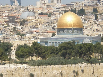 Rebuilding Jerusalem – what more could capture their hearts?