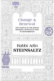 Change and Renewal