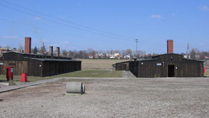 Entrance to Majdanek