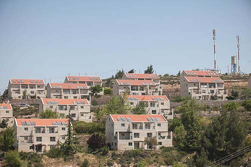 The Ulpana Hill neighborhood of the town of Beit El is in the middle of a political storm over Palestinian claims to the land and a draconian Supreme Court decision.
