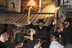 Nikolsburger Rebbe on Lag B'Omer