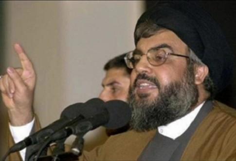 Hizbollah leader Hassan Nasrallah