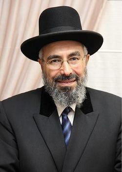 Rabbi Ratzon Arusi