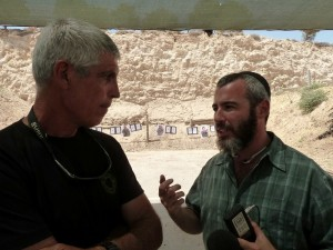 Yishai Interview