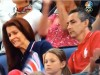 Aly Raisman's parents reeling over their girl's performance.