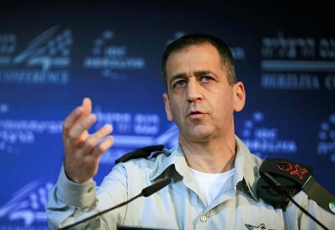 IDF Intelligence Chief Major General Aviv Kochavi