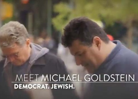 Michael Goldstein voted for Obama in 2008