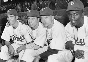 The Brooklyn Dodgers