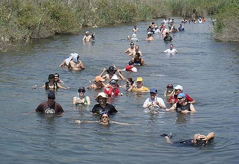 Go Jump in the Jordan River
