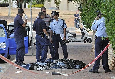 Back in 2010, a Palestinian attempting to steal a vehicle in the North Tel Aviv neighborhood of Tzahala was shot and killed by a police officer.