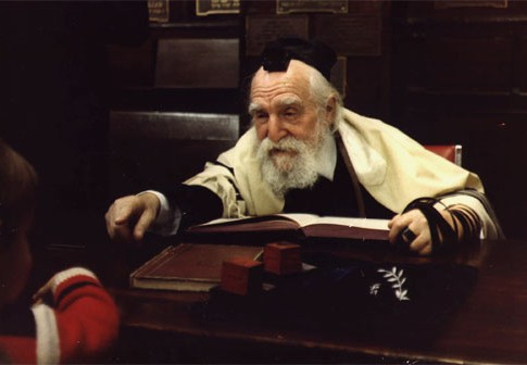 Broadly respected gadol hador, Rabbi Moshe Feinstein (1895-1986).