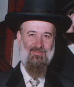Chief Rabbi Yonah Metzger