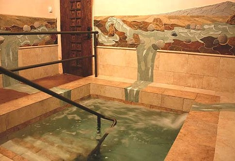 The Santa Fe mikvah, NM
