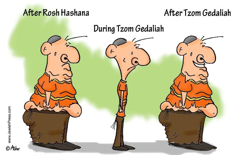 Tzom-Gedaliah