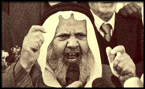 Controller General Sheikh Hamam Sai'd