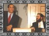 Cory Booker & Shmuley Boteach a few years back...