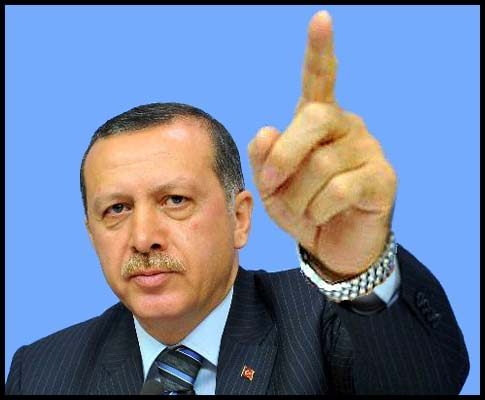 Erdogoan speaks - again