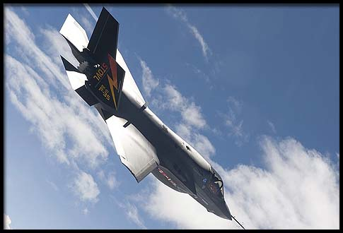 Joint Strike Fighter, F-35