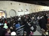 "Thousands of Jewish settlers ""storming"" Rachel's Tomb..."