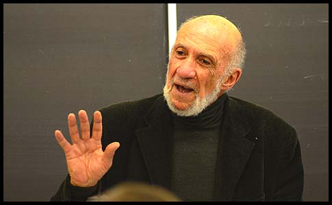 U.N. Special Rapporteur and amateur anti-Semite Richard Falk