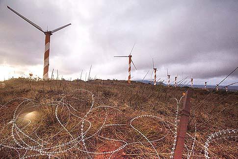 Golan Heights Wind Farm