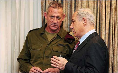 How do Prime Minister Benjamin Netanyahu and IDF Chief of Staff Lt.-Gen. Benny Gantz not choke on their lies?