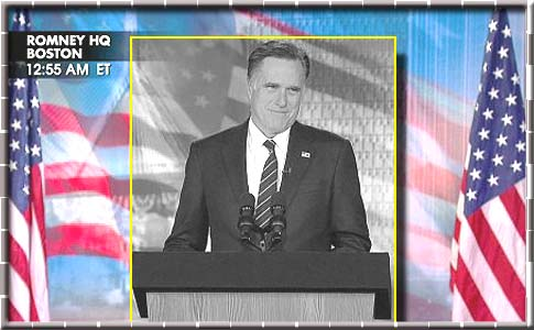 Republican presidential candidate Mitt Romney conceded the race on Wednesday, Nov. 7, 2012.