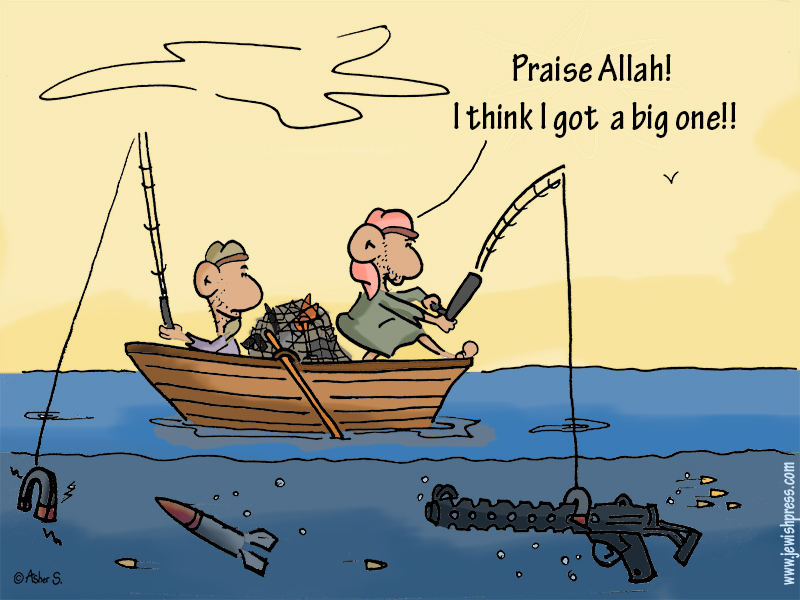 Hamas Fishing Rights