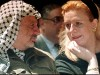 Mr. and Mrs. Yasser Arafat
