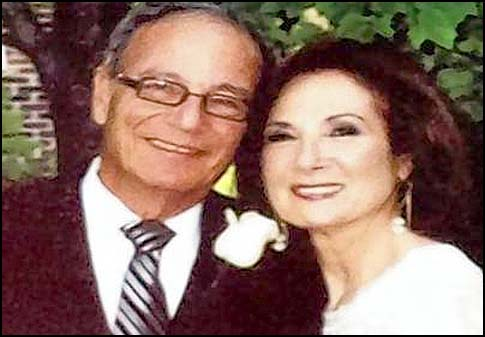David Pichosky, 71, and Rochelle Wise, 66