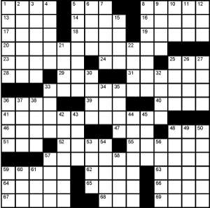 Crossword-Rabbinagrams