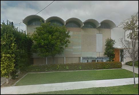 Temple Israel, at 269 Loma Avenue, Long Beach, Ca.
