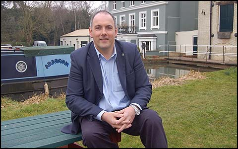MP Robert Halfon