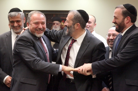 Shas and Liberman