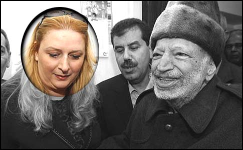 Suha (L.) and Yasser Arafat