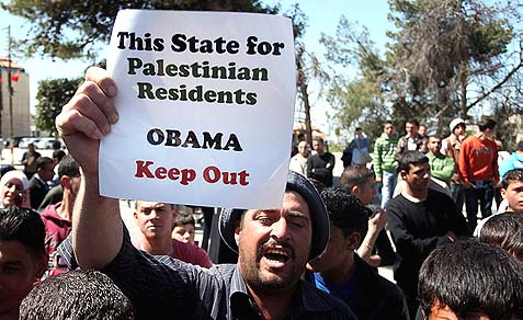 Jews are not the only ones who would not be allowed to live in a Palestinian State. Aboce