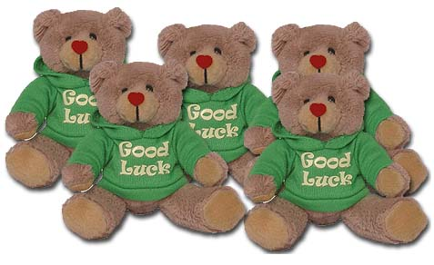 good luck bears
