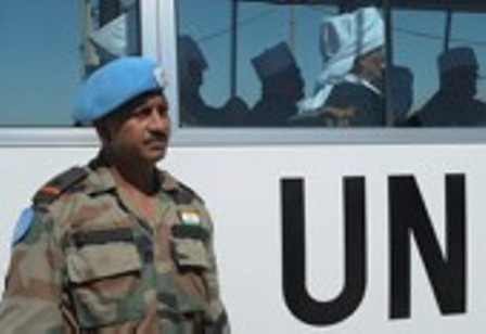 Syrian rebels kidnap 20 UN soldiers